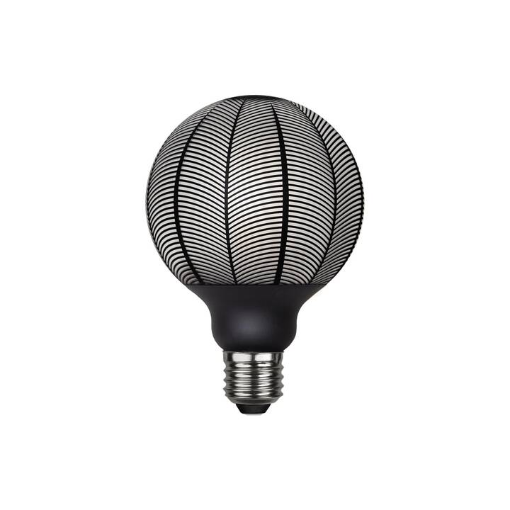 STAR TRADING Ampoule LED G95  (E27, 4 W)