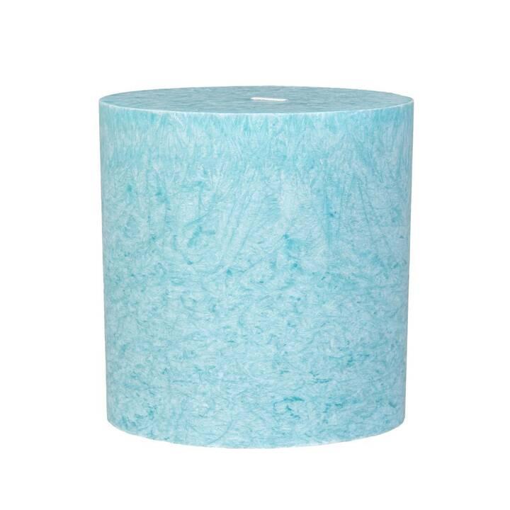 HERZOG Bougie cylindrique (Turquoise)