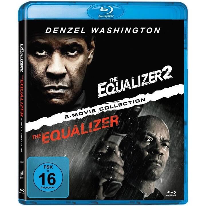 The Equalizer / The Equalizer 2 - 2-Movie Collection (DE, EN)