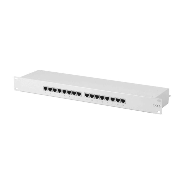 EQUIP Patchpanel 16 Port