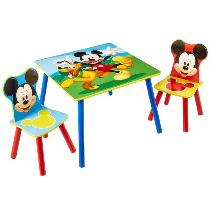 WORLDS APART Tischsitz Mickey Mouse (Mehrfarbig)