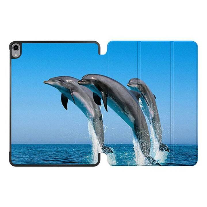 """EG MTT iPad Hülle für Apple iPad Pro 2018 11"""" - Dolphin"""