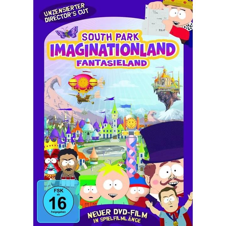 South Park - Imaginationland (DE, EN)