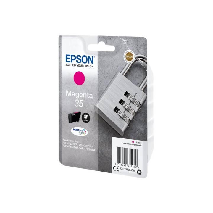 EPSON cartuccia singola 35 Magenta