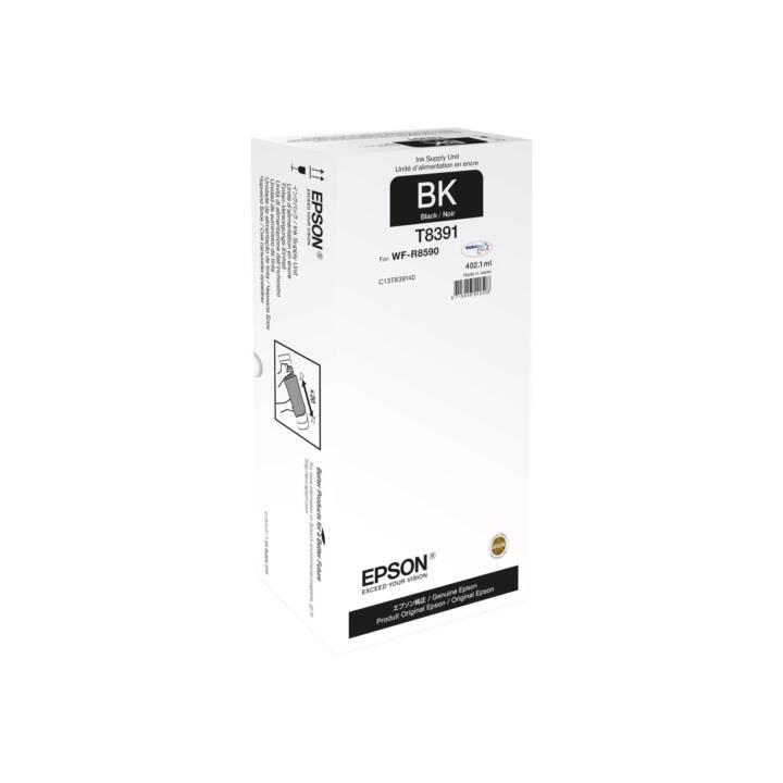 EPSON T8391 402.1 ml  (Noir, 1 Pièce)