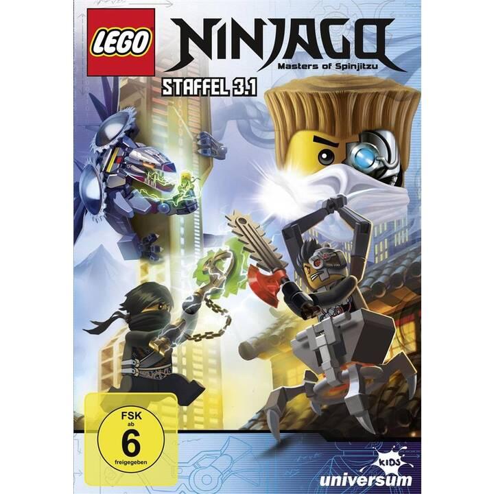 LEGO Ninjago: Masters of Spinjitzu Stagione 3.1 (DE, EN)