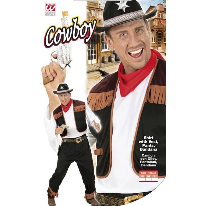 WIDMANN Cowboy Costumi d'adulti
