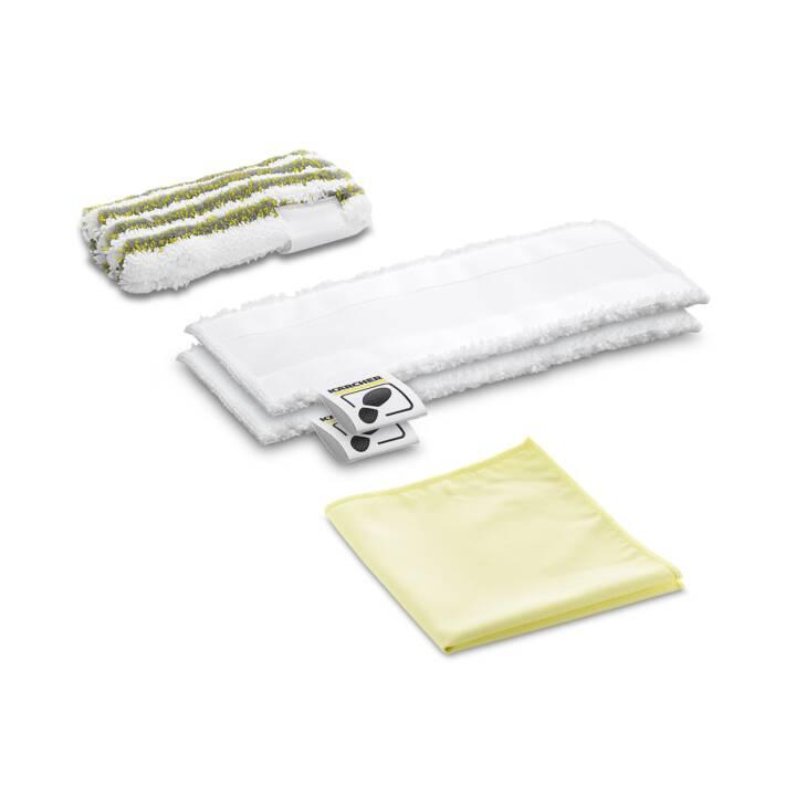 KÄRCHER set de bain en tissu d'essuyage microfoaser 4 pièces