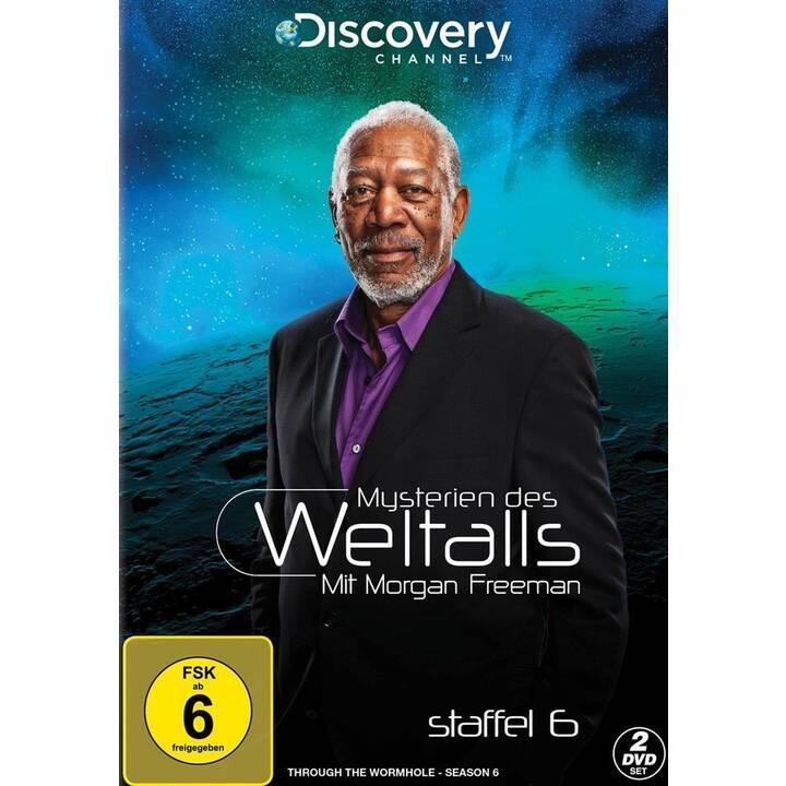 Mysterien des Weltalls - Mit Morgan Freeman Staffel 6 (DE)