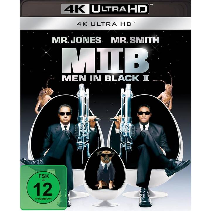 Men in Black 2 (4K Ultra HD, IT, ES, JA, DE, EN, FR)