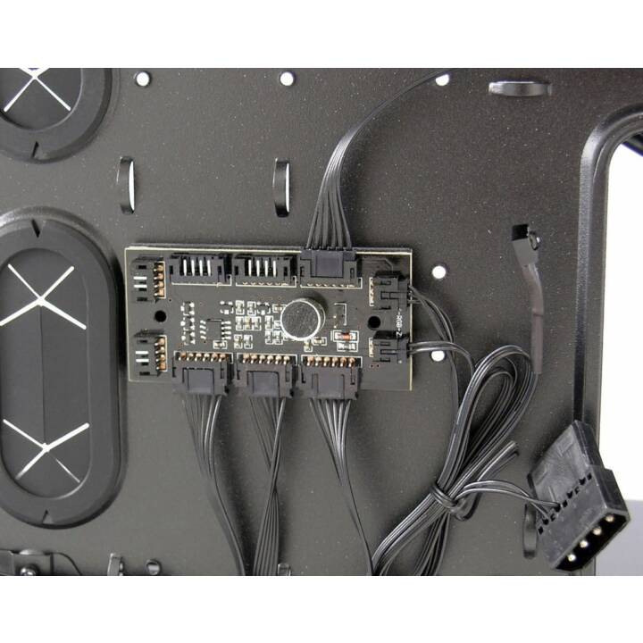 LC POWER Gaming 993B Covertaker PC-Gehäuse