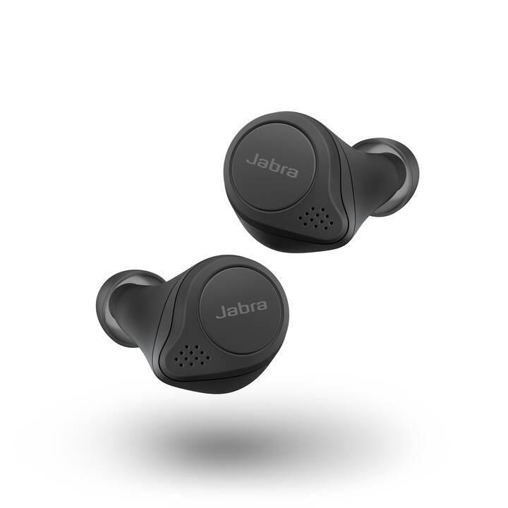 JABRA Elite 75t (In-Ear, Bluetooth 5.0, Schwarz)