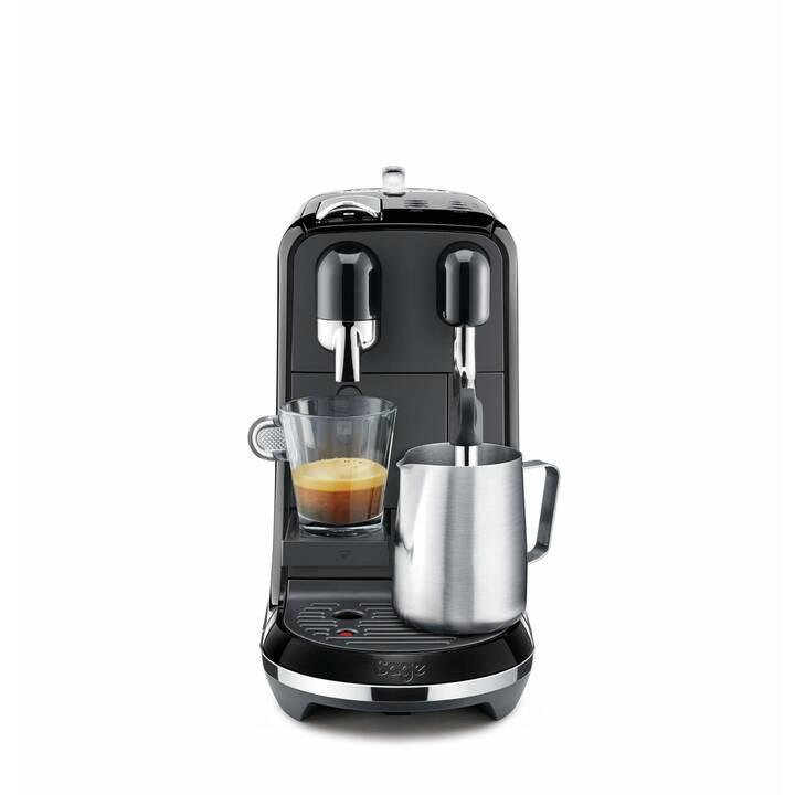 SAGE Creatista Uno (Nespresso, Noir)