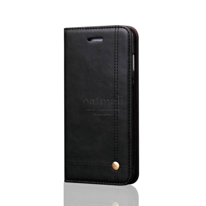 EG Flipcover für iPhone 8 Plus Black