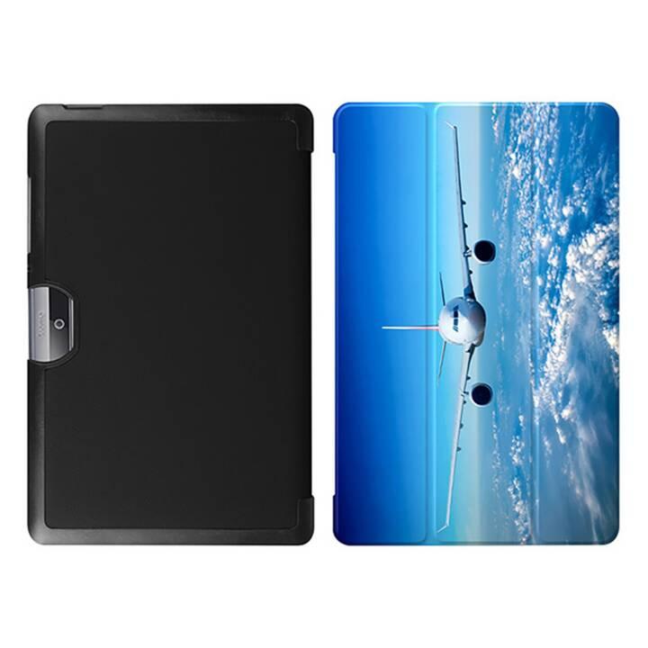 "EG MTT Tablet Bag con coperchio pieghevole per Acer Iconia Tab 10 10 10.1"" - Aerei"