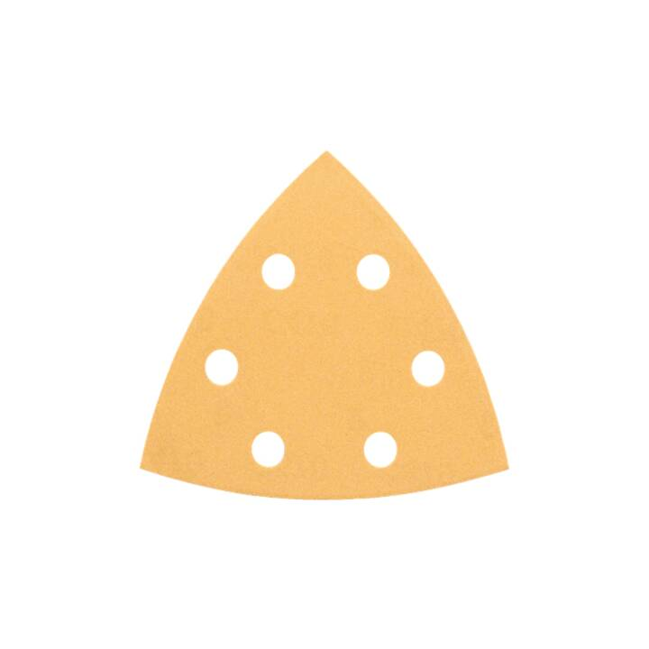 BOSCH Carte abrasive al corindone 2 608 607 882 (50 pezzo)