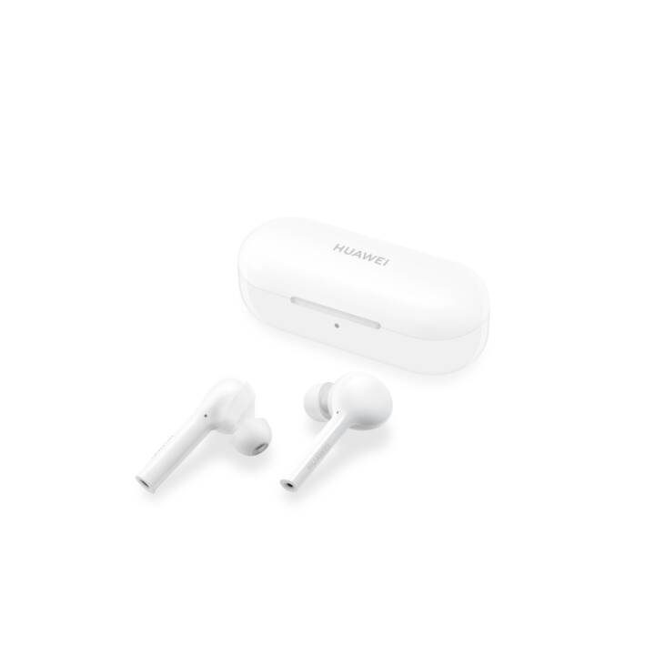 HUAWEI FreeBuds Lite  (In-Ear, Blanc)
