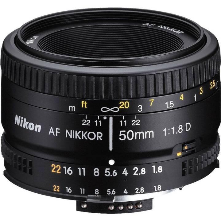 NIKON Nikkor Objektiv 50 mm f/1.8