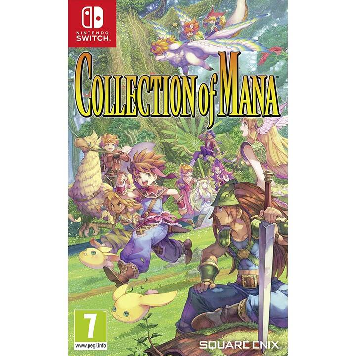 Collection of Mana (FR)