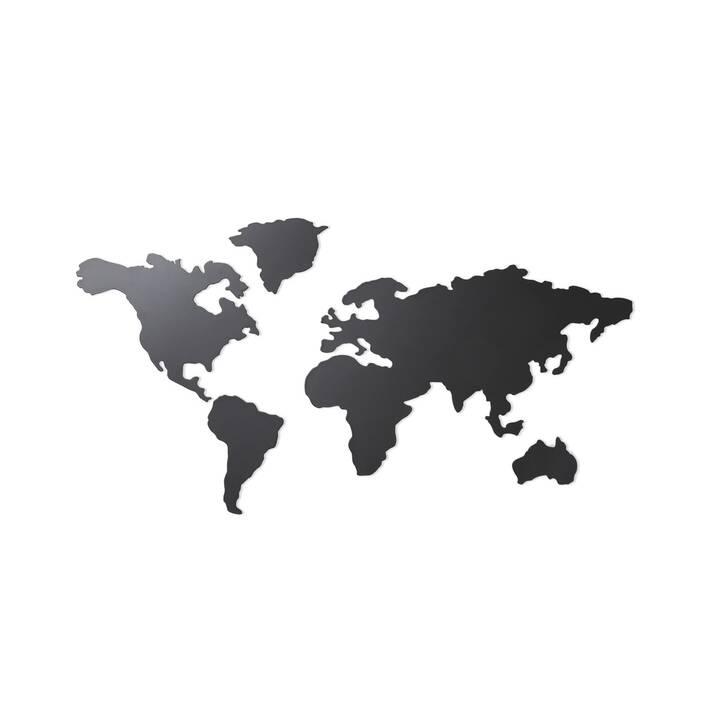 UMBRA Oggetto da parete (Bianco, Nero)