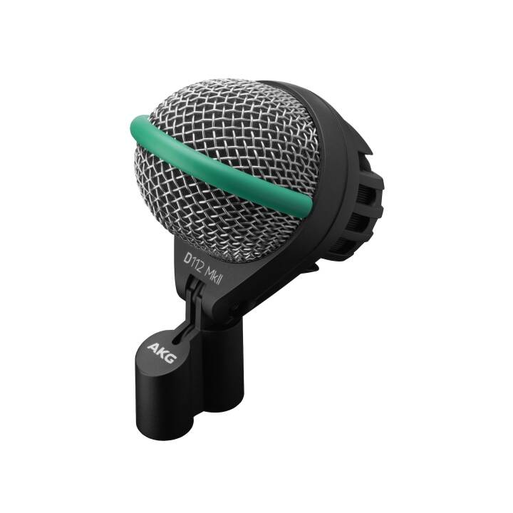 AKG D112 MKII Handmikrofon (Schwarz)