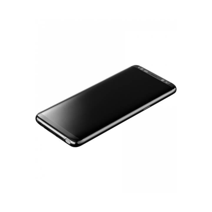CELLULAR LINE Verre de protection d'écran Second Glass Curved Capsule Samsung Galaxy S9