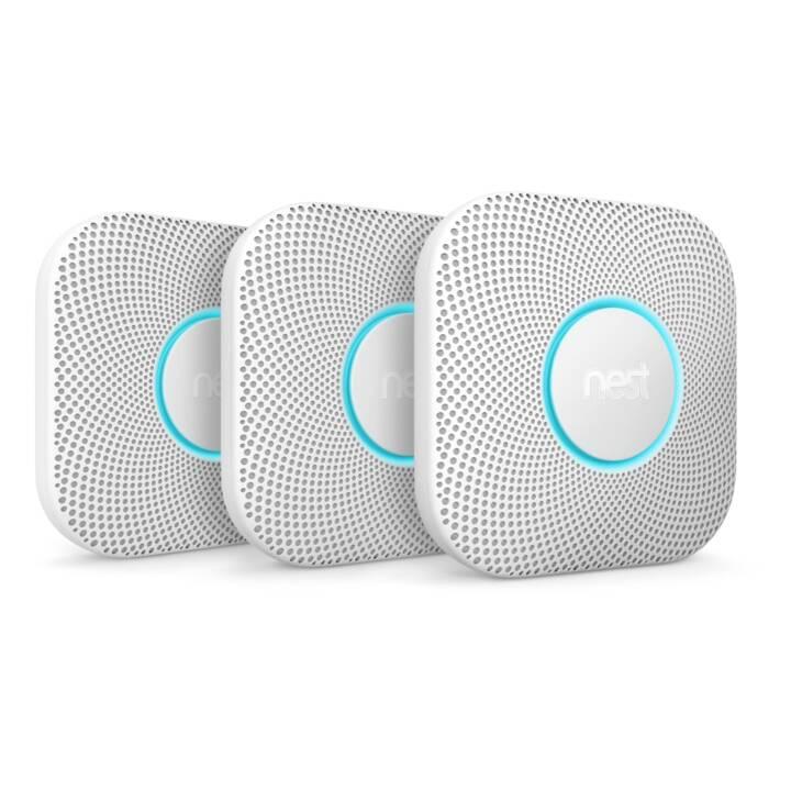 NEST Air Monitoring Protect 2 Set de 3
