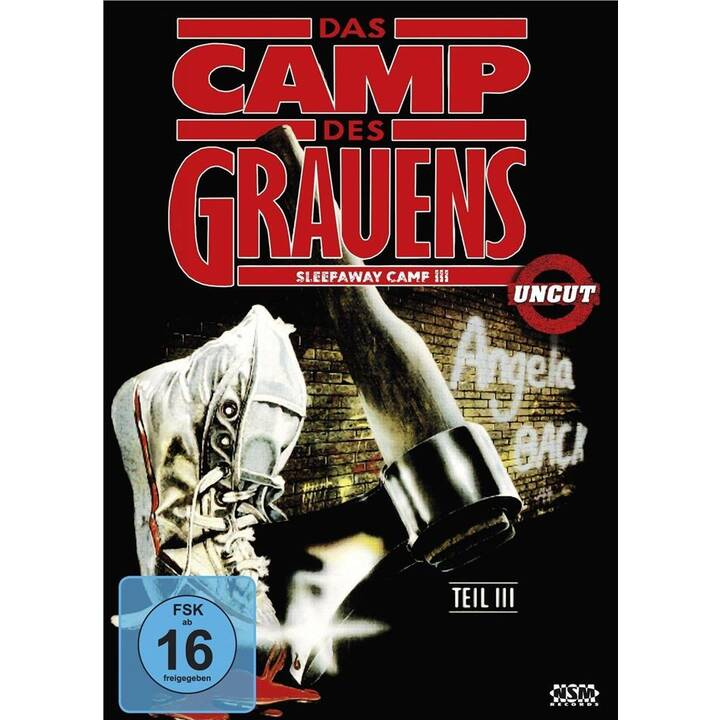 Camp Des Grauens - Sleepaway Camp 3 (DE, EN)