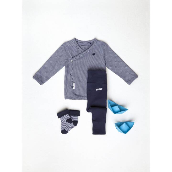 NOPPIES Chaussette pour bébé Guzz (62, Bleu)