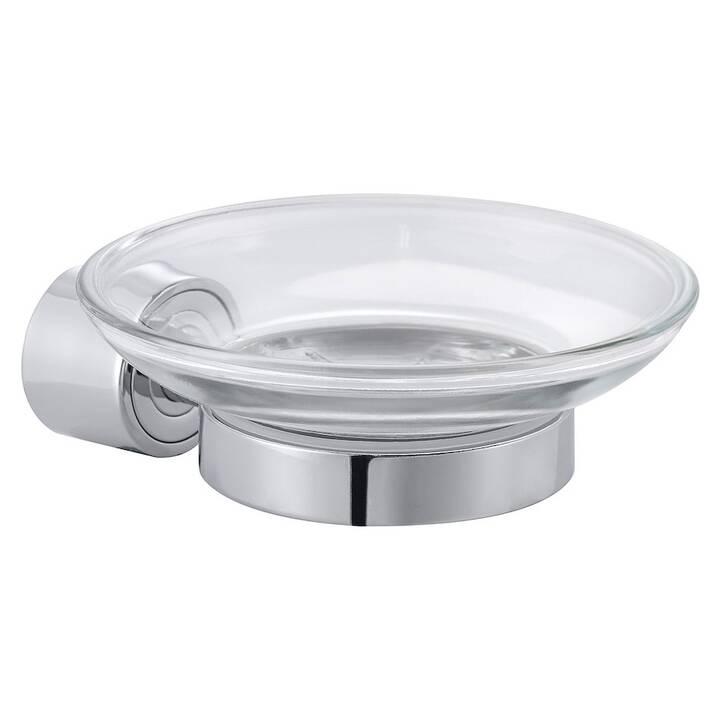 COOP QUALITÉ & PRIX Porte-savon Cologna (Chrome)