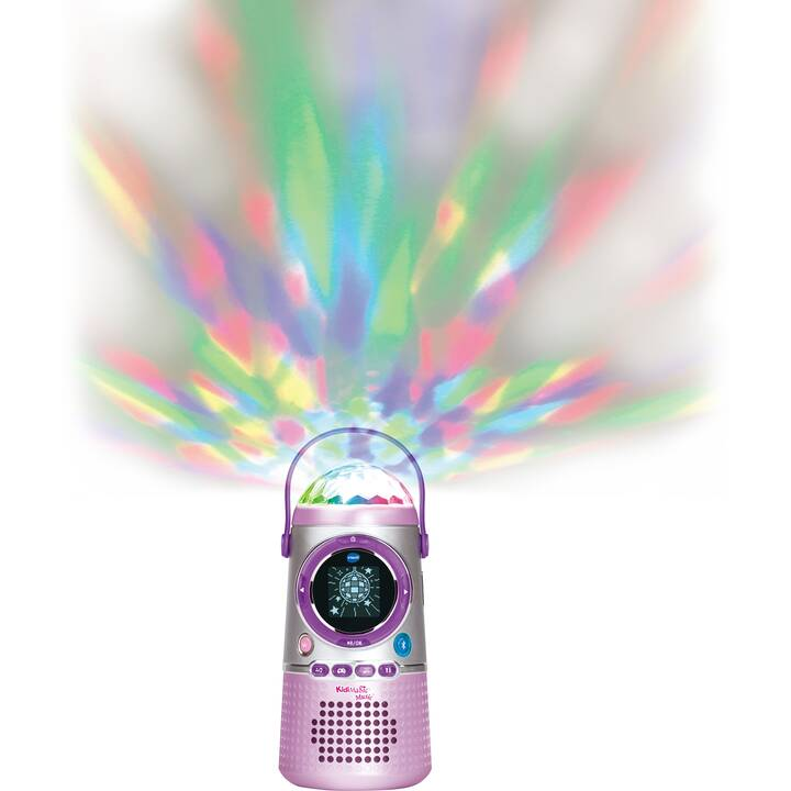 VTECH Lettore audio per bambini Kidi Lightshow Party (DE)