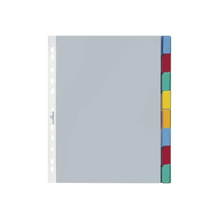 DURABLE Registre A4 Multicolore