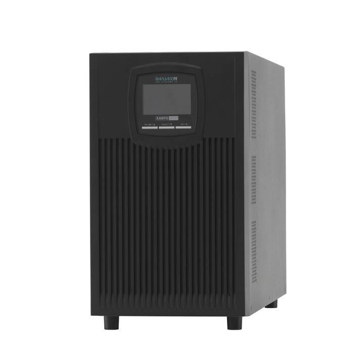 ONLINE USV Xanto 2000 Unterbrechungsfreie Stromversorgung USV (2000 VA, 2000 W, Online)