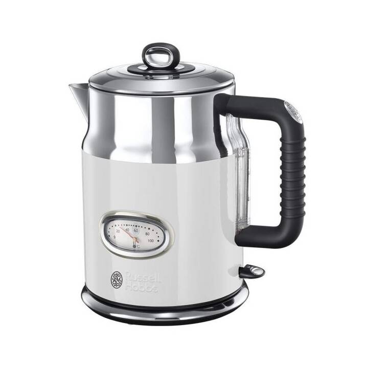 RUSSELL HOBBS Retro (1.7 l, Bianco)