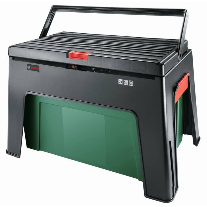 BOSCH Akkuschrauber PSR 1440 Li-2 + WorkBox + 2 Akkus (1.5 Ah, 14.4 V)