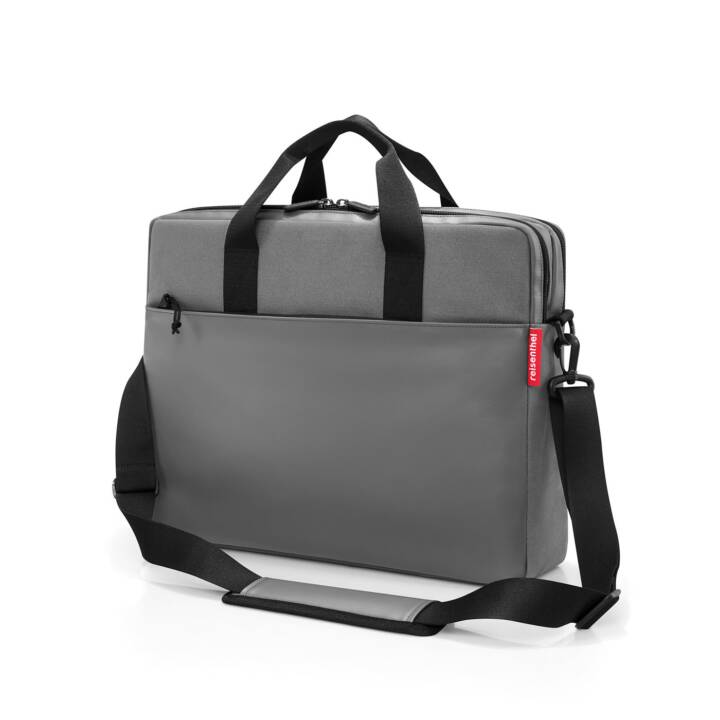 "REISENTHEL Workbag Canvas Grey, 15 """