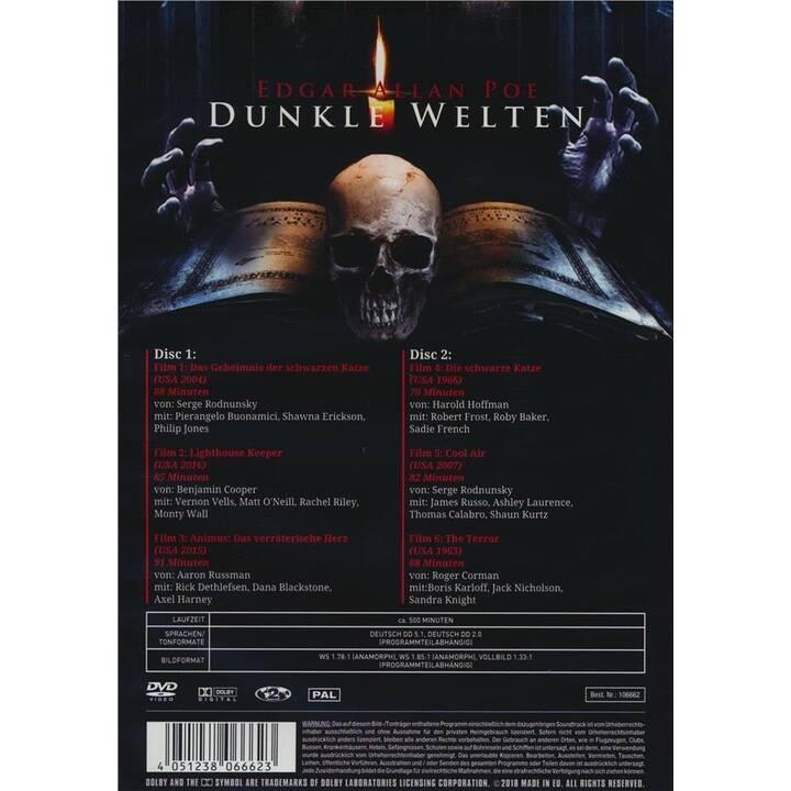 Edgar Allan Poe - Dunkle Welten (DE)