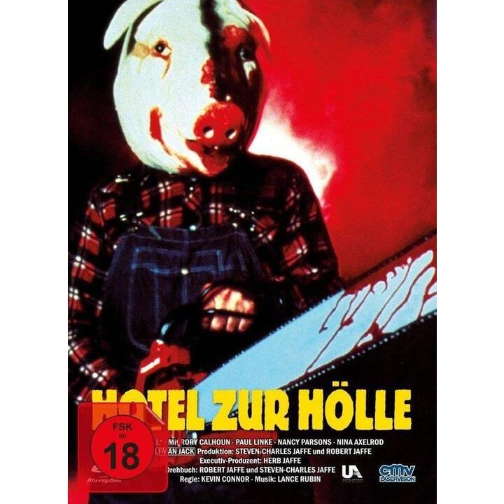 Hotel zur Hölle (Mediabook, DE, EN)
