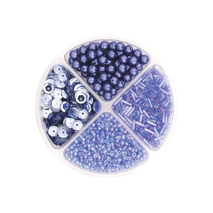 KNORR PRANDELL Perlen (Kunststoff, Blau)
