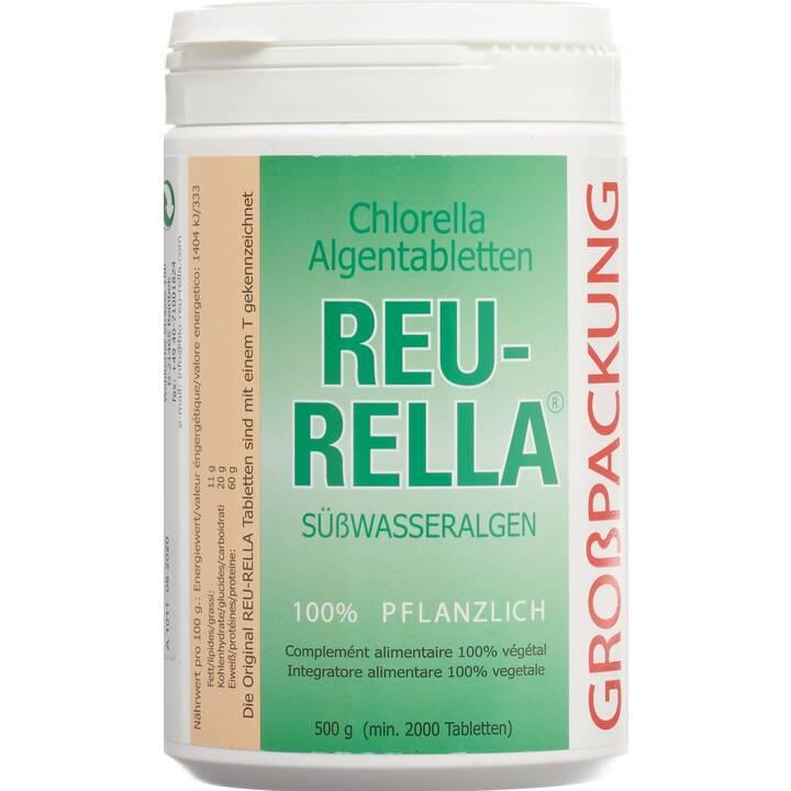 BIO-REU-RELLA Chlorella