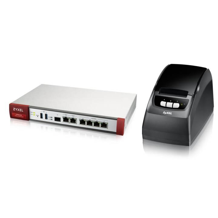 ZYXEL WLAN Controller VPN100 inkl. Hotspot-Liz. und Belegdrucker