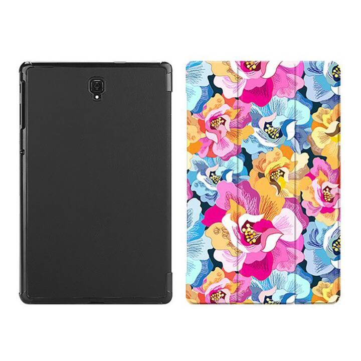 "EG MTT Custodia tablet per Samsung Galaxy Tab S4 10.5"" - Fiore rosa"
