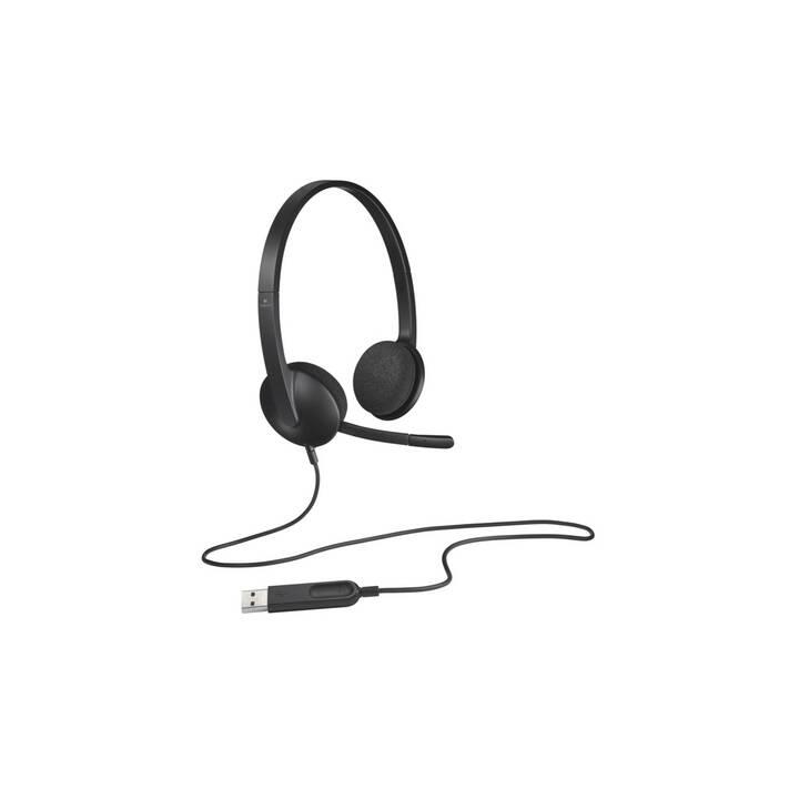 Casque d'écoute USB LOGITECH H340