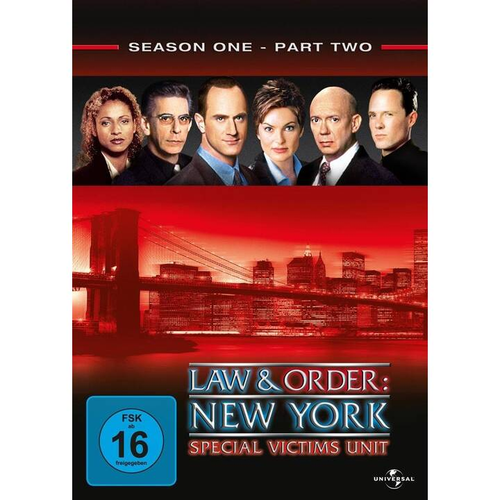 Law & Order - Special Victims Unit (EN, DE)