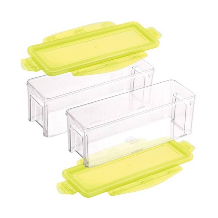 GENIUS Contenitore universale Magic Cube (0.35 l, Plastica)