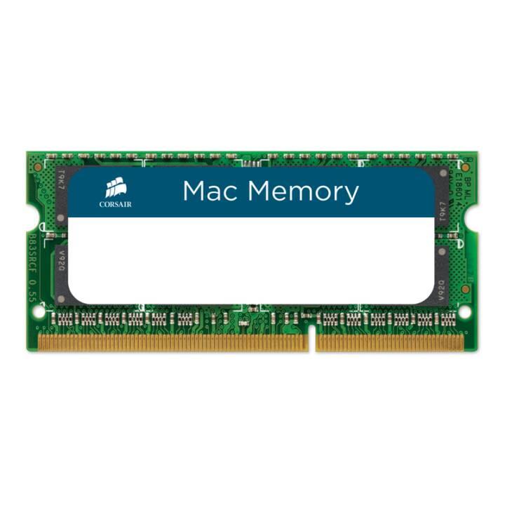 CORSAIR Mac Memory 8 Go Mémoire Module de mémoire