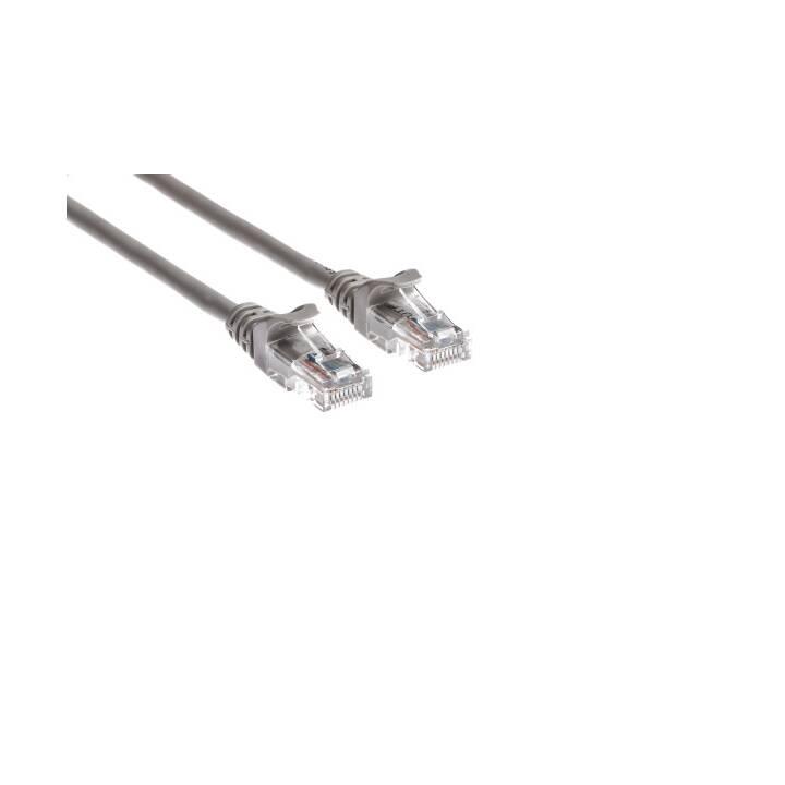 LINK2GO Netzwerkkabel (RJ-45, 1 m)