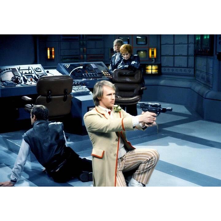 Doctor Who - Erdstoss (DE, EN)
