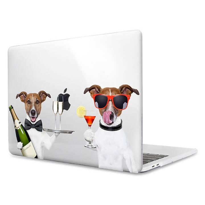 """EG MTT Laptop-Cover für Macbook Pro 15"""" CD-ROM - Hunde"""