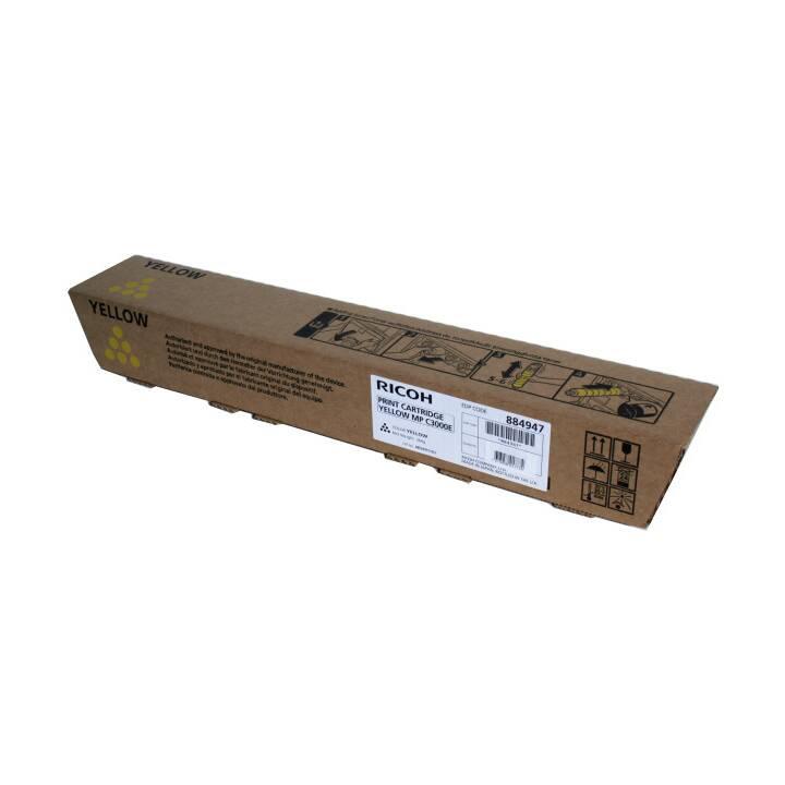 RICOH MP C3000E (Einzeltoner, Gelb)